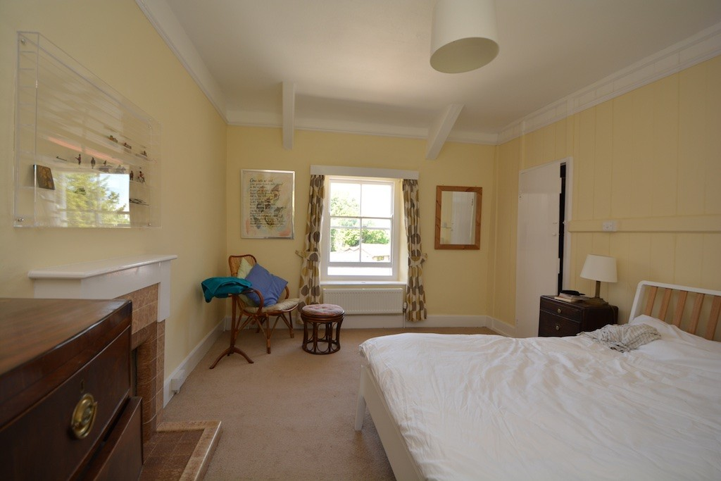 The refurbished larger bedroom at Cyprus Well