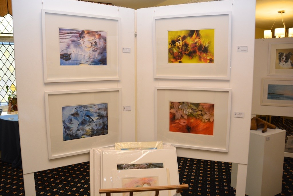 Otho Peter Room, Town Hall: Gwynngala art exhibition