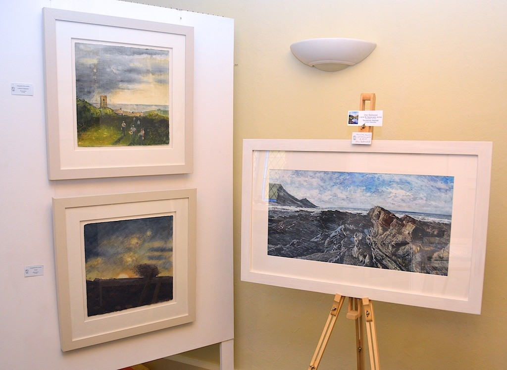 More landscapes, from members of Gwynngala