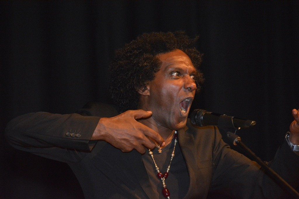 A poetic mock roar, from Lemn Sissay